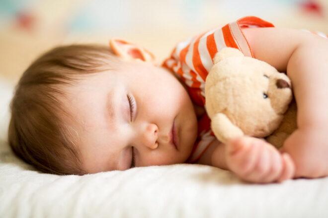 Ребенок хуже стал спать: что делать